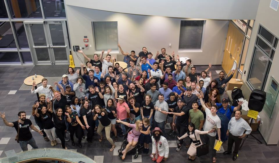 Join young professionals for Startup Weekend in October